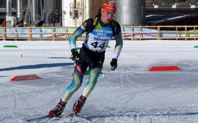 Дмитро Підручний виступить на восьмому етапі кубка Світу з біатлону