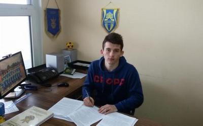 Півзахисники Ниви підписав контракт з ФК Тернопіль
