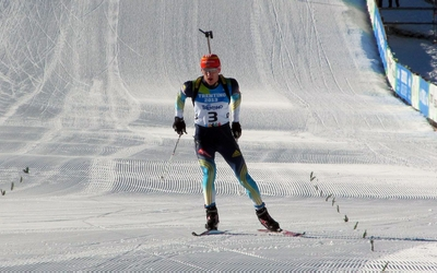 Тернополяни не надто вдало проверели гонку переслідування на Кубку світу з біатлону