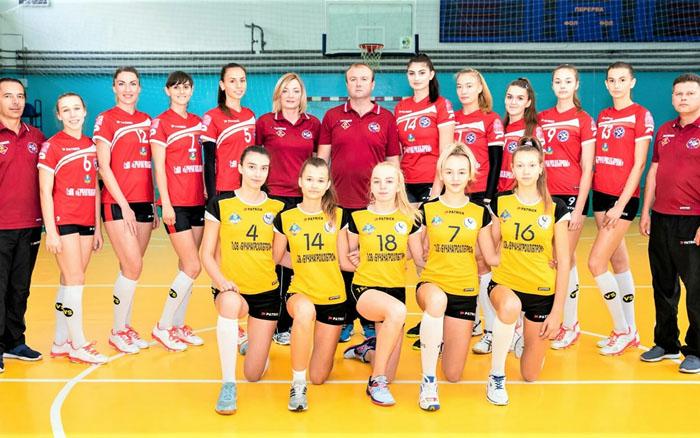 Тернопільські волейболістки змагались за місце у Суперлізі(ВІДЕО)