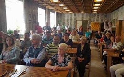 Тернопіль приймав всеукраїнські змагання з шашок-64