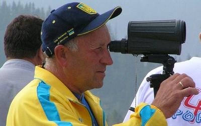 Особистий тренер Олени Підгрушної став кавалером ордена