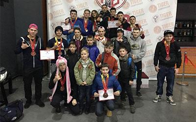 Тернопільська команда перемогла на турнірі з бразильського джиу-джитсу