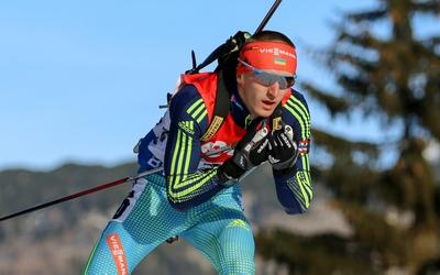 Дмитро Підручний фінішував шіснадцятим у спринті на сьомому етапі Кубка світу