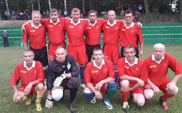 На новому стадіоні в Копичинцях пройшов перший офіційний матч!