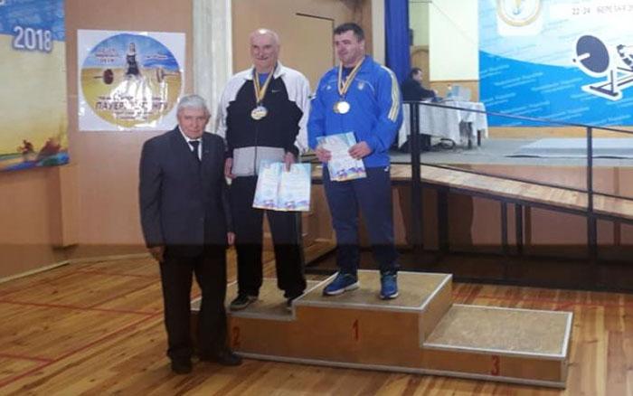 Два срібла дісталося тернопільським спортсменам на чемпіонаті в Рівному