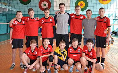 Команда Тернополя вийшла у фінальну частину з ІІ місця (+ ВІДЕО)