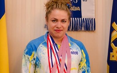 Важкоатлетка Марія Хлян отримала цінний подарунок від обласної влади (ФОТО)