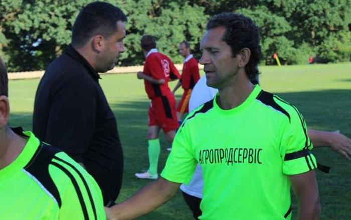 """У футбольному чемпіонаті серед ветеранів лідирує """"Агропродсервіс"""""""
