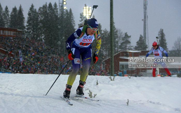Меркушина проведе спринт Чемпіонату світу