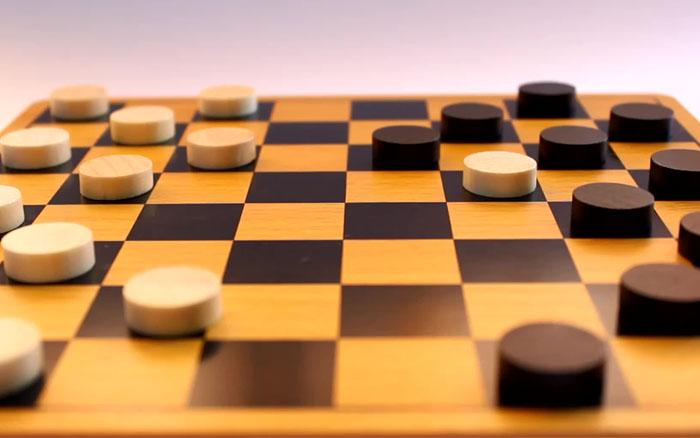 Назар Хом'як - срібний призер чемпіонату України з шашок-64