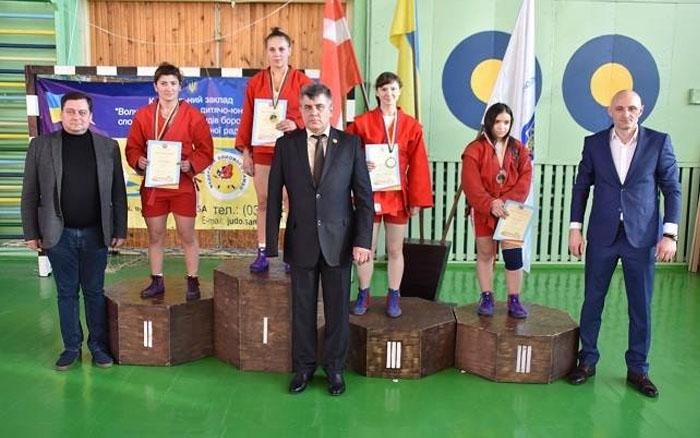 У тернопільських спортсменок – дві срібних медалі Кубку України із самбо