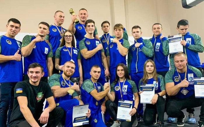 Тернопопільські спортсмени перемогли на кубку України з армспорту