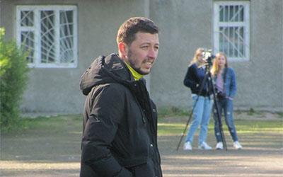 Андрій Івегеш: