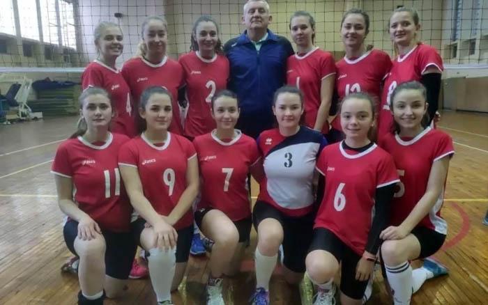 Тернополянки — четверті у Кубку України з волейболу серед спортсменів з інвалідністю