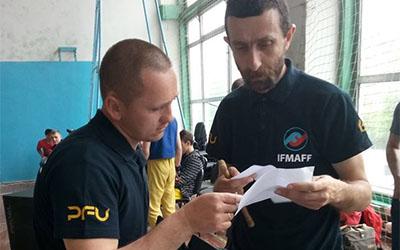 Відомий тернополянин очолив федерацію фрі-файту України