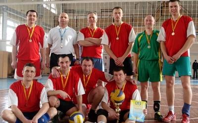 Адамівка — переможець чемпіонату Бережанщини з волейболу