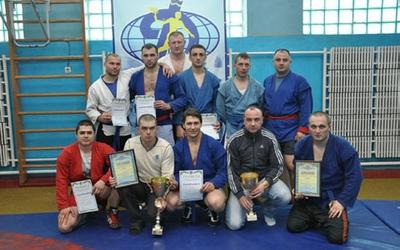 Міліціонери Тернопільщини провели змагання з самбо