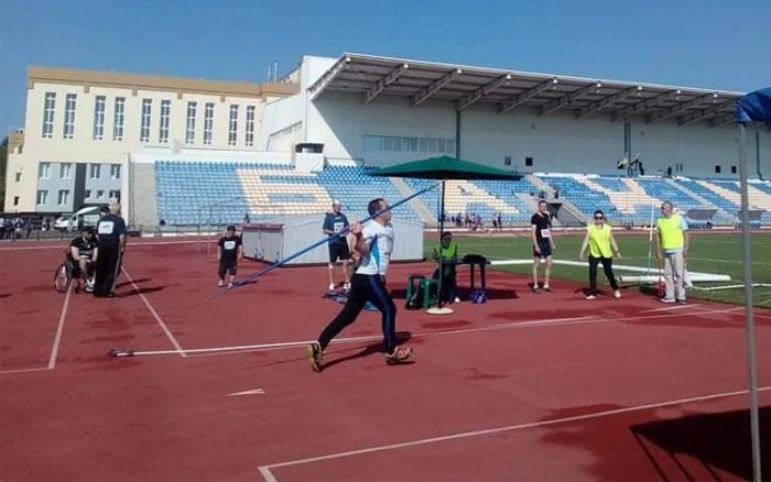 Двоє тернопільських легкоатлетів привезли чотири медалі з Кубку України