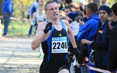 Тернополянин Іван Стребков посів 16 місце на чемпіонаті Європи із кросу
