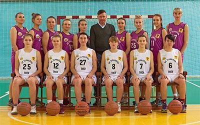 Тернопільські баскетболістки двічі обіграли Вінницьких блискавок
