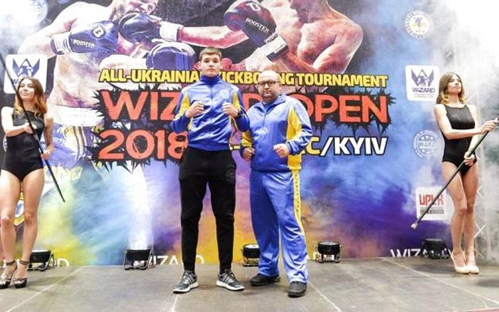 """На Міжнародному турнірі з кікбоксингу у столиці тернополянин виборов """"срібло"""""""