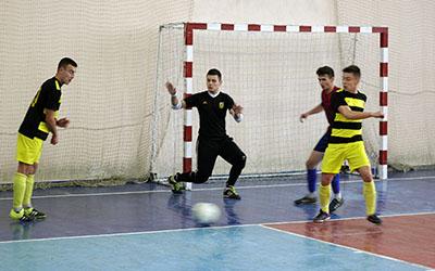 Результати 6-ого туру Вищої футзальної ліги Тернопільщини