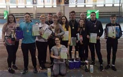 Тернопільські легкоатлети здобули 12 медалей у Львові