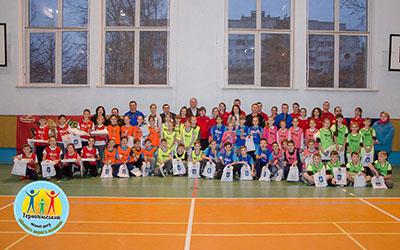 В Тернополі відбувся фестиваль легкої атлетики