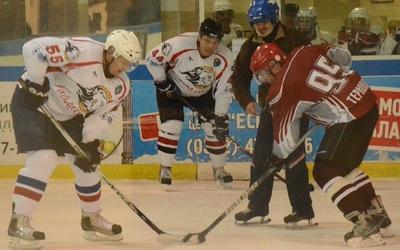 Хокеїсти з Вінниці накидали тернополянам 28 шайб (+ ФОТО, ВІДЕО)
