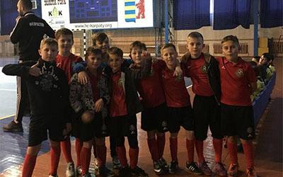 Юнаки ДЮСШ Тернопіль прийняли участь Міжнародному турнірі з міні-футболу