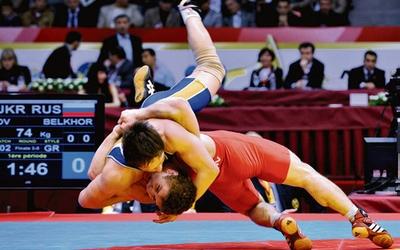 Збаражчанин Олександр Бебко чемпіоном став у Хмельницькому
