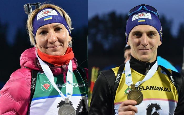 Тернополяни завоювали перші медалі на чемпіонаті Європи з біатлону