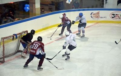 Галицькі Ведмеді здолали хокейний клуб Нетішин