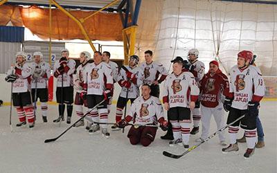 Тернопільські хокеїсти беруть участь у відкритому чемпіонаті Хмельниччини