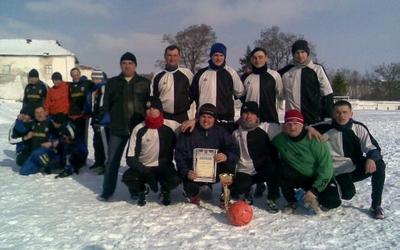 Визначилися переможці першості Гусятинського району з міні-футболу