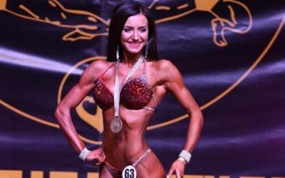 Тернопільська чемпіонка України з бодібілдингу розповіла про секрет свого успіху