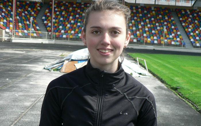 Руслана Муравська – срібна призерка чемпіонату Європи серед спортсменів з вадами слуху