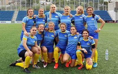 Студентки ТНЕУ – учасники Чемпіонату Європи з регбі-7