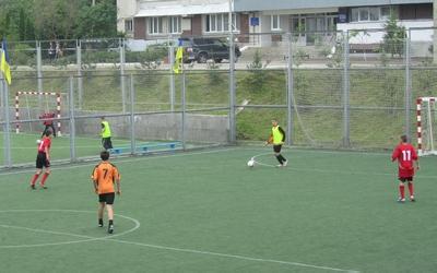 У чемпіонаті з вуличного футболу перемогла тернопільська команда