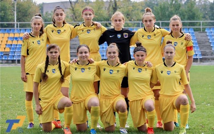 """Тернопільські дівчата пробилися до фіналу """"чотирьох"""" чемпіонату Україну"""