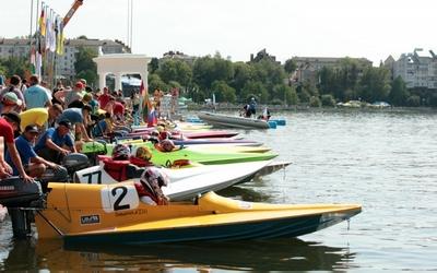 25-27 серпня у Тернополі проведуть Східноєвропейський Кубок з аквабайку та етапи Чемпіонату світу з водно-моторного спорту