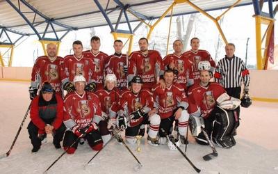 Тернопільські хокеїсти стали срібними призерами Кубка мера Хмельницького