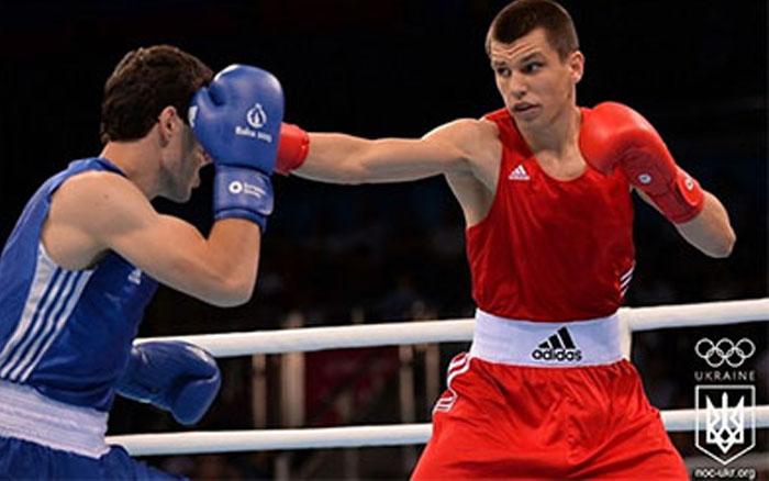 Боксер з Тернопільщини фінішував на Чемпіонаті з блискавичною перемогою(ВІДЕО)