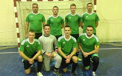 Визначилися шість з восьми фіналістів третьої футзальної ліги
