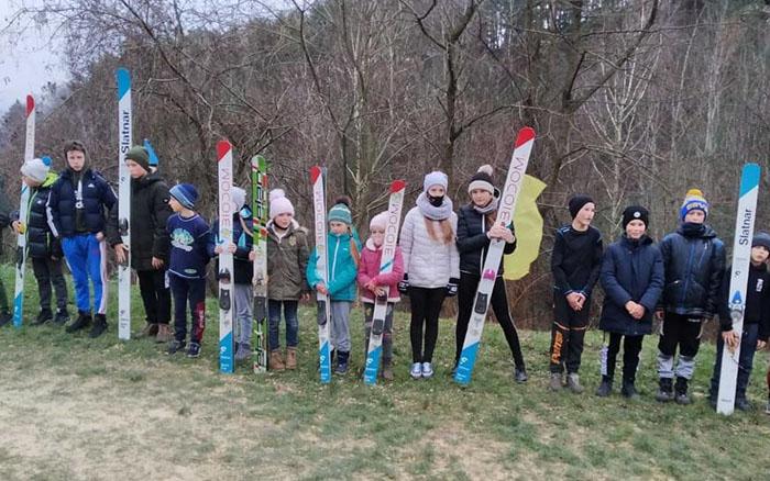 У Кременеці відбувся чемпіонат зі стрибків на лижах з трампліна та лижного двоборства