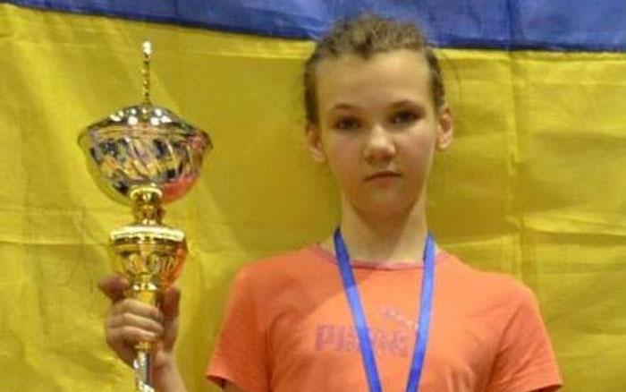 Тернополянка Вероніка Кондратенко стала чемпіонкою України з вільної боротьби