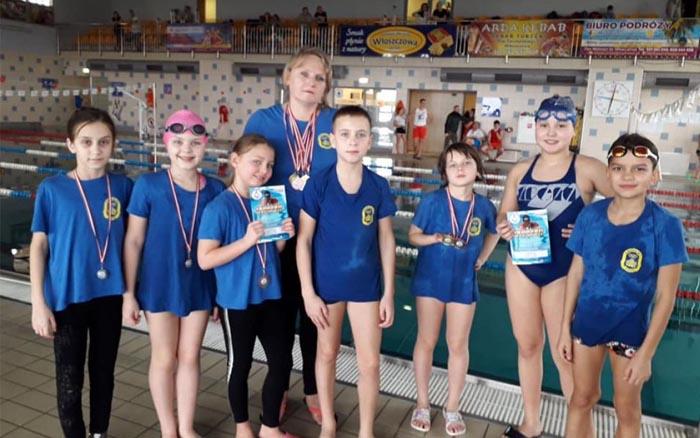Двоє спортсменок з Тернопільщини вибороли призові місця на міжнародному чемпіонаті з плавання