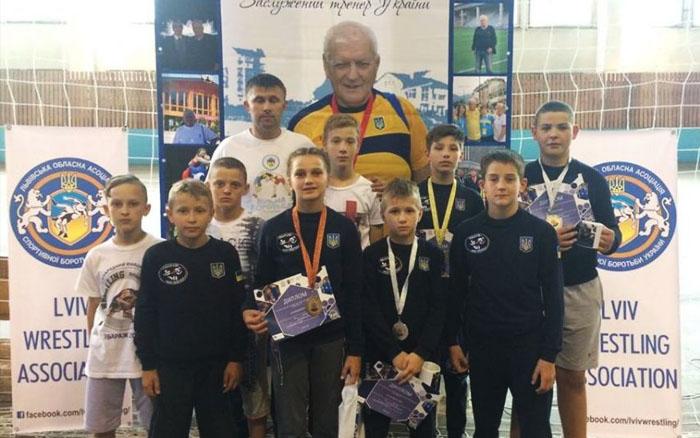 Чемпіони з Тернопільщини одні за одним перемагали на міжнародному турнірі