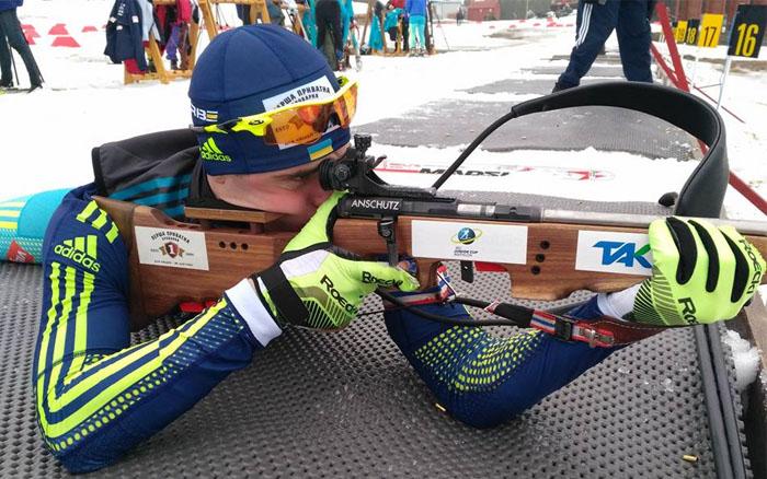 Тернопільські біатлоністи візьмуть участь у I-му етапі Кубка IBU